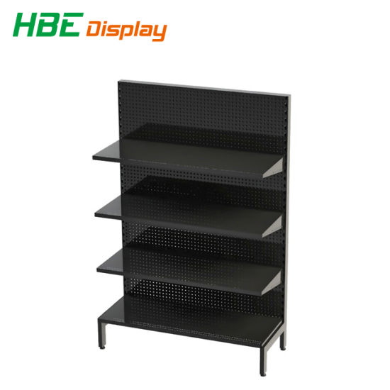 Special Customized Design Supermarket Gondola Shelving pictures & photos
