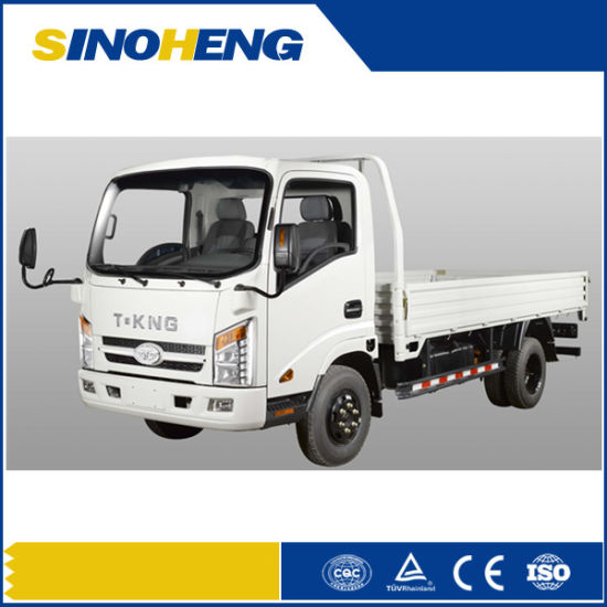 T-King Mini Cargo Truck/ 3t Light Duty Small Truck pictures & photos