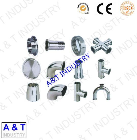 Hot Sale Pipe Fittings for HDPE Pipe with High Quality