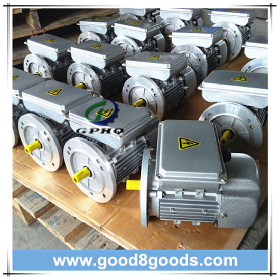 China Ml801-2 1HP 0.75kw 1CV Copper Wire Single Phase AC Motor ...