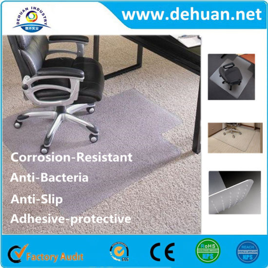 China Chair Mat For Hard Floors 30 X 48 Multiple Sizes Non