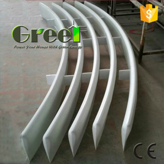 FRP Vertical Wind Turbuine Blades with Low Start Speed pictures & photos