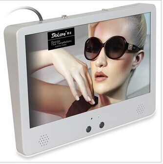 14 Inch Wall Mounted LCD Screen with Sensor