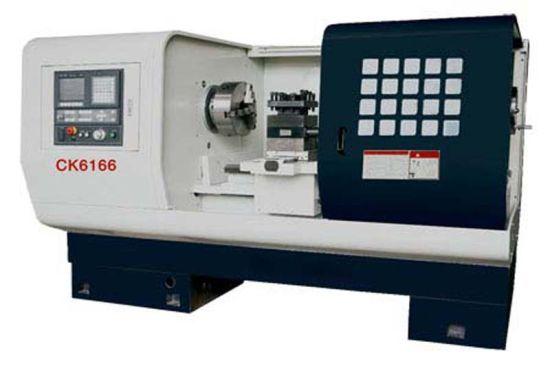 CNC Flat Bed Lathe Machine (CK6150 - CK6266)