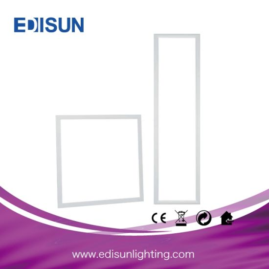 Energy Saving Lamp 595*595mm 300*1200mm Ugr<19 Lifud Dali Driver LED Panel Light for Office