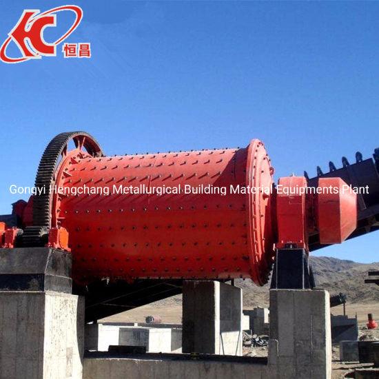 Wet Iron Tin Aluminum Titanium Manganese Silver Copper Gold Small Mining Ore Grinding Ball Mill Machine