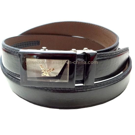 3.5cm Automatic Buckle Classical Men's PU Belt