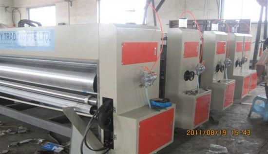 Flexo Board Printer, Creaser, Slotter, Carton Machine pictures & photos