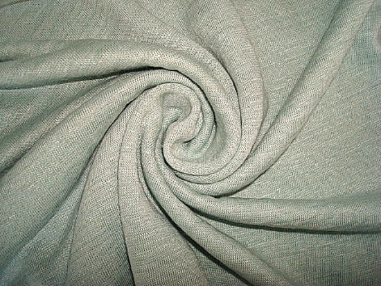 Dyed Linen Single Jersey Fabric for Garmenbt Use pictures & photos