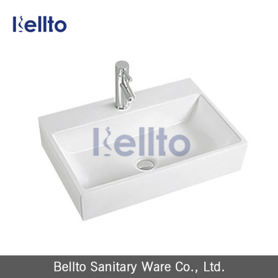 Commercial Used Above Counter Sink for Bathroom (3320)
