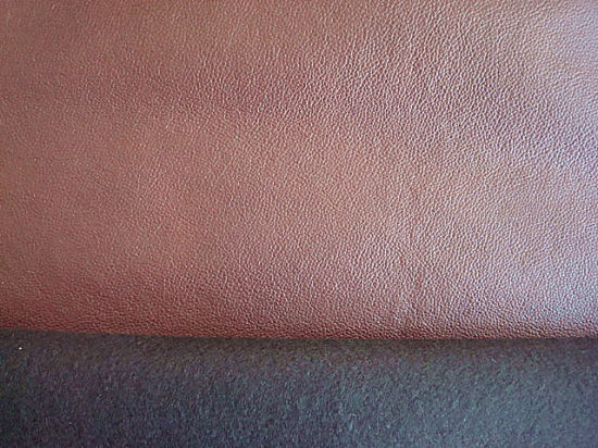 Artificial and Imitation Leather Bonded Fabric pictures & photos
