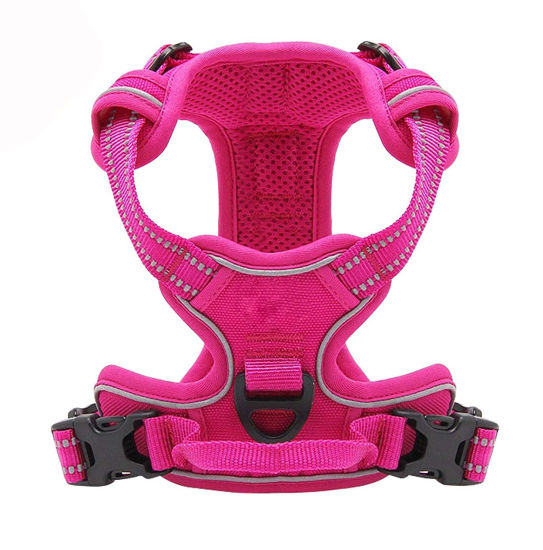 2020 Top Seller Fashion Soft Waterproof Dog Pet Control Harness