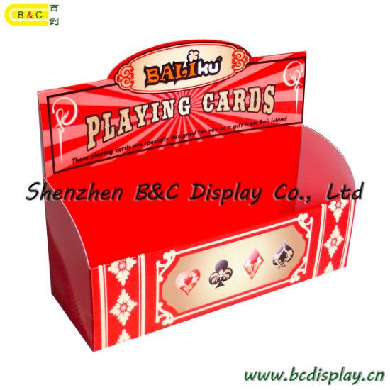 China Playing Card Box Gift Box Pdq Display Box Packing Box