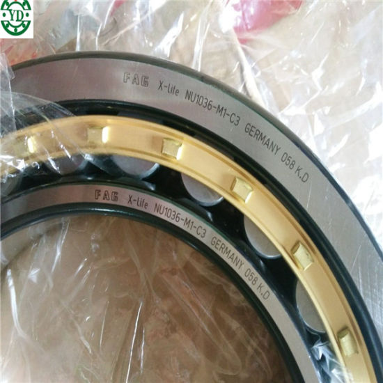 SKF Cylindrical Roller Bearing Bearing Nu308 pictures & photos