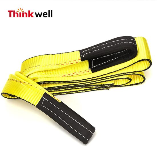 "Heavy Duty 3"" * 30FT Recovery Tow Strap pictures & photos"