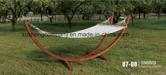 Wooden Frame Leisure Hanging Hammock Chair pictures & photos