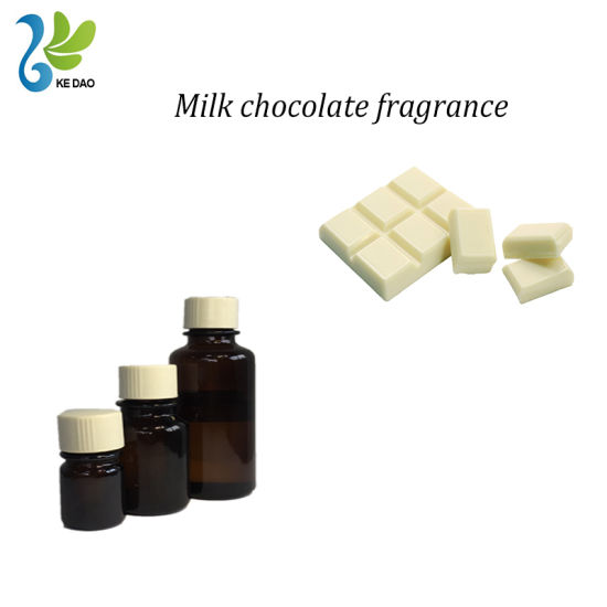 Concentrated Milk Chocolate Fragrance Oil for Cosmetics with Competitive Price