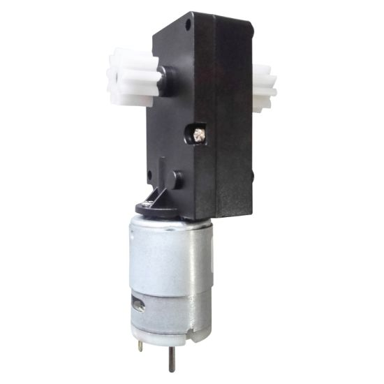 GMF6136 Geared Motor, RS360/RS370/ RS380/ RS390 Base Motor Avaliable, Gear Ratio: 79: 1, for Vending Machine, Coffee Manchine pictures & photos