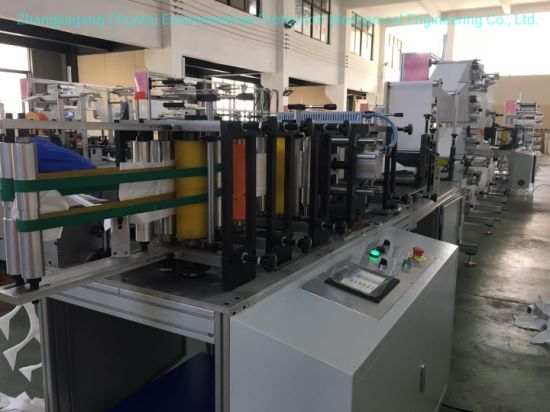 4-5 Ply Fully Automatic Ultrasonic Medical Non Woven Dust Disposable Production FFP2 FFP3 KN95 N95 Face Mask Making Machine in Stock