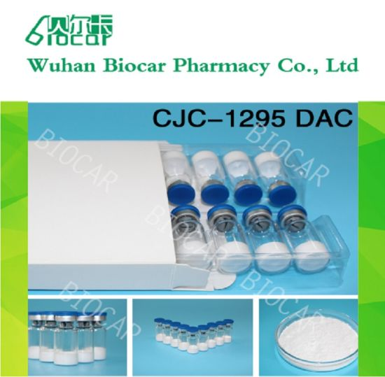High Purity Peptides Hormone Without Dac for Muscle Enhance