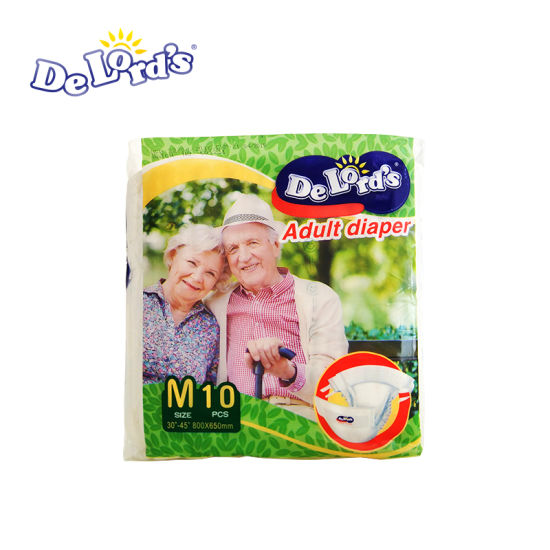 Good Absorbency Disposable Incontinence Adult Diaper