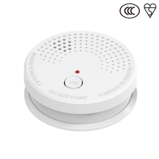 Jbe Battery Operated Photoelectric Smoke Alarm
