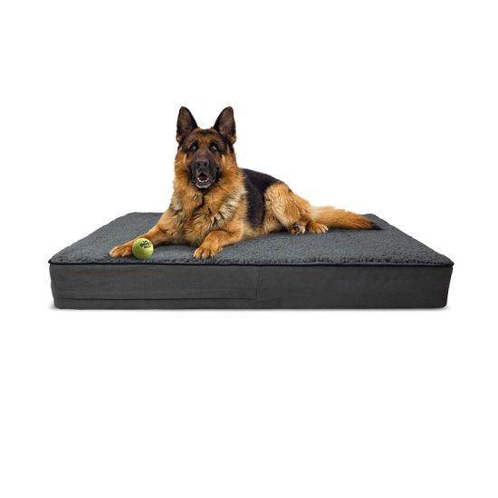 Orthopedic Dog Bed, Premium Memory Foam