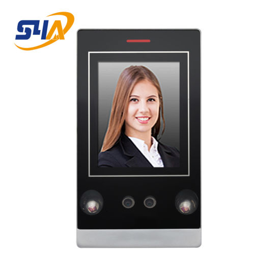 Biometric Facial Card Reader for Access Control System