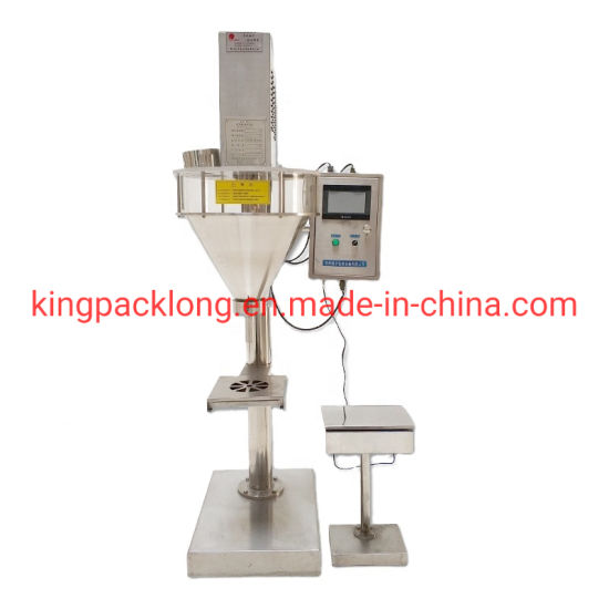 Auto Packing Machine for Powder Can Bbottles Automatic Filling Machine Stand-up Bag Filling Machine