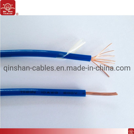UL Standard 14AWG 12AWG 10AWG 8AWG Thhn/Thwn/Thwn-2 Electrical Wire Cable pictures & photos