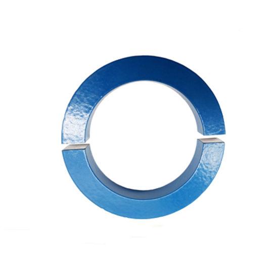 Magnetic Material Fe-Based Split CT Ccore Nanocrystalline Core Gapped Toroid Filter Cores