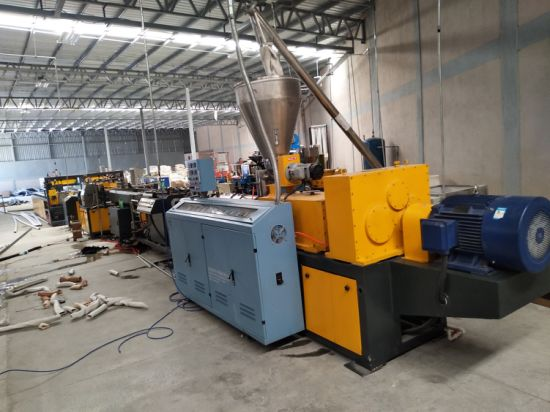 PVC HDPE PE Pipe Machine / Plastic PVC PE Pipe Extrusion Making Machine / Production Line