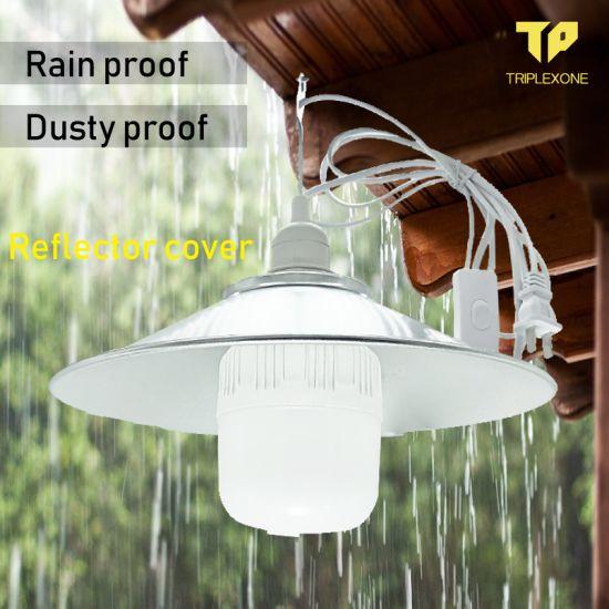 LED Bulb Plastic Aluminum T 10W E27/B22 Home LED Light