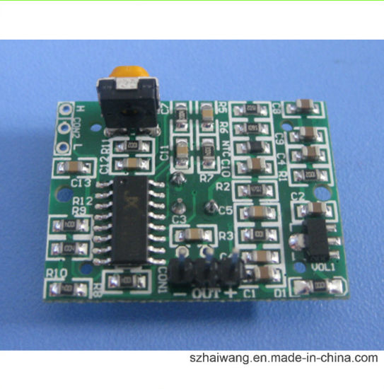 Adjust Pyroelectric Infrared PIR Module Motion Sensor Detector Module Hw8002 pictures & photos