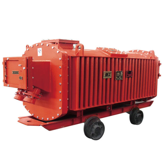 Kbsg Mining Flameproof Dry-Type Transformer pictures & photos