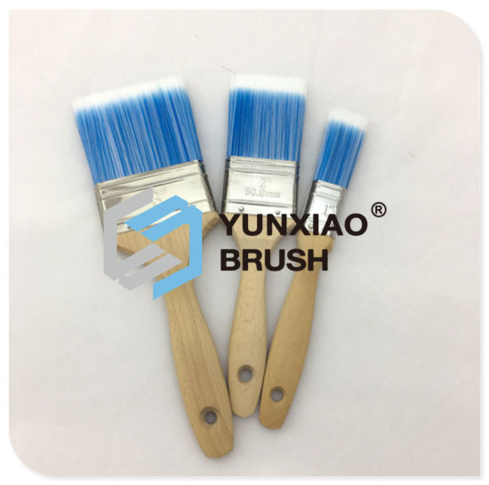 Filament Angular Sash Brush with Wood Handle Hardware pictures & photos