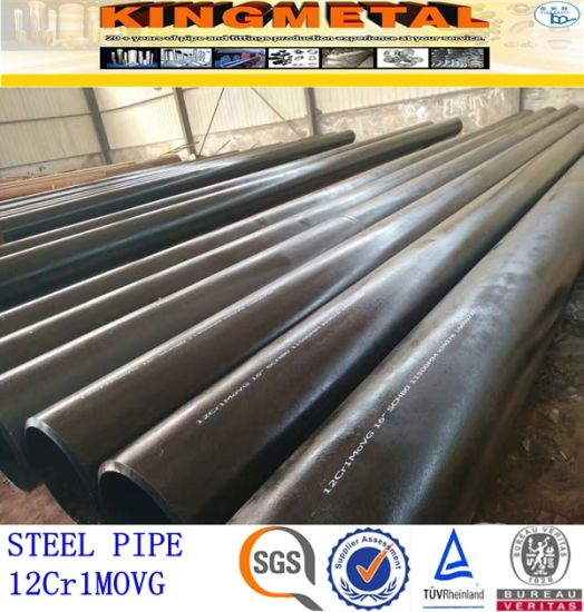 Heat Exchanger Pipe A192, A179, A210, STB340, St35.8/I pictures & photos