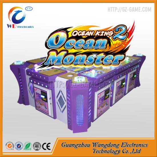 Shooting Fish Game Machine with 55 Inch Screen pictures & photos