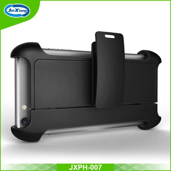 Hybrid Protective Armor Case for Google Nexus 6 Hard Rugged PC Kickstand with Flexible Anti-Slip TPU Case Cover for Motorola Nexus 6