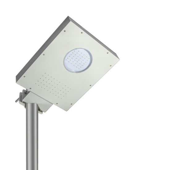 Energy Saving Lamp Integrated Solar Garden Lighting All in One LED Street Lighting