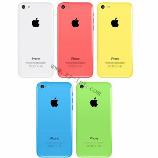Faactory Price Mobile Phone Back Housing Backk Cover for iPhone 5c 100% New pictures & photos