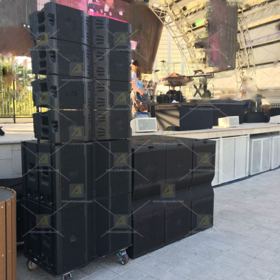 Professional Audio Vtx V20 Vtx V25 PA Speaker V20 Line Array S25 G28 Powerful Subwoofer