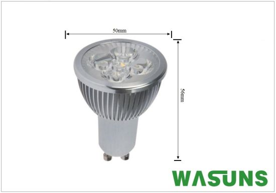 SMD Good Quality 6500k Aluminum Holder GU10 LED Spotlight pictures & photos