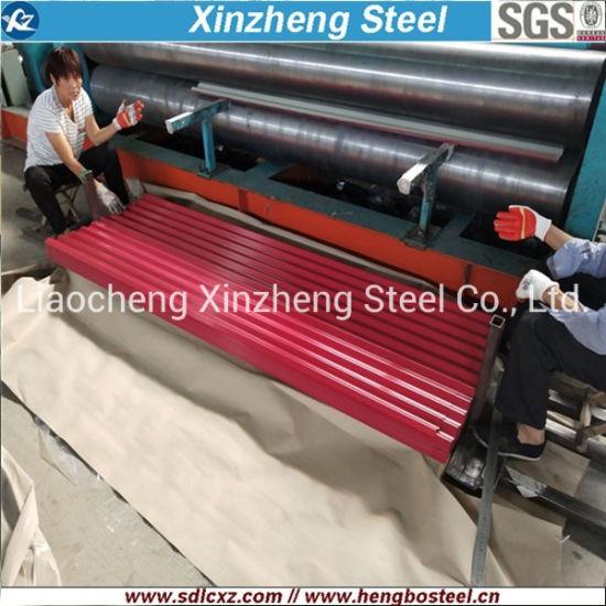 ASTM A653 HDG Regular Spangle Galvanized Steel Coils Gi Sheet