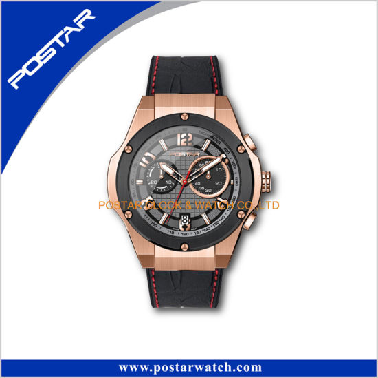 Classical Men Watch Style Fashion Hot Selling Swis Movt Watch pictures & photos