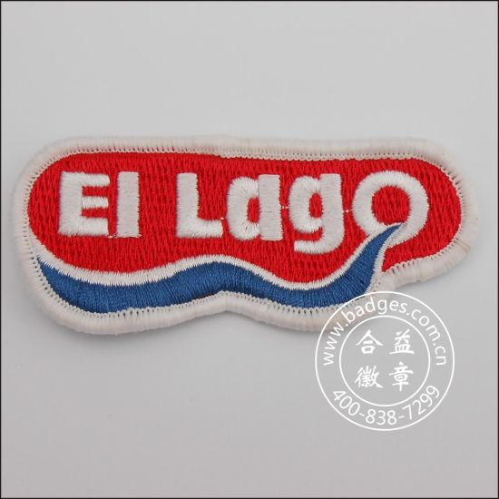 Embroidery Badge, Soft Emblem, Badge Manufacturers (GZHY-KA-089) pictures & photos