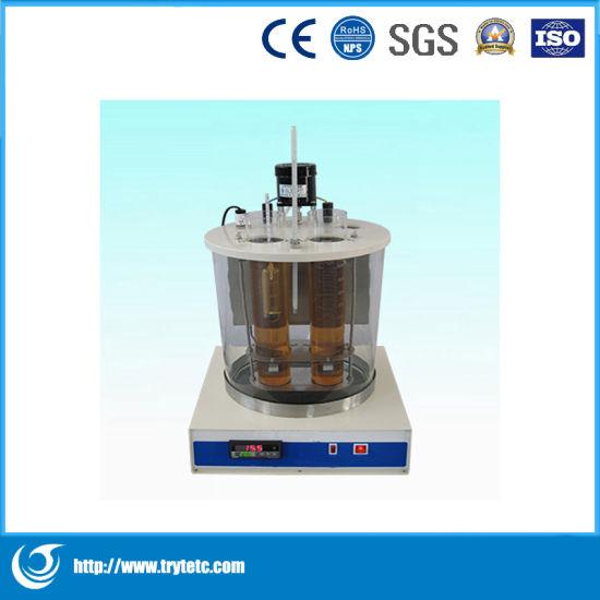 Density Determination Apparatus for Crude Petroleum and Liquid Petroleum  Products