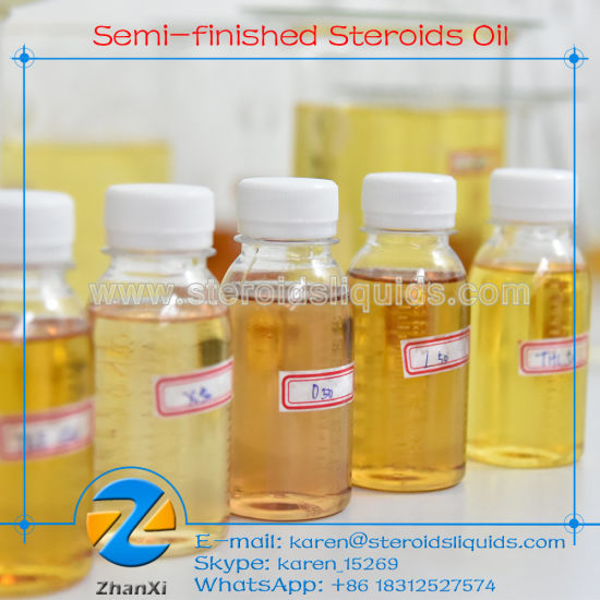 Semi-Finished Steroids Oil Test Cyp 250mg/Ml