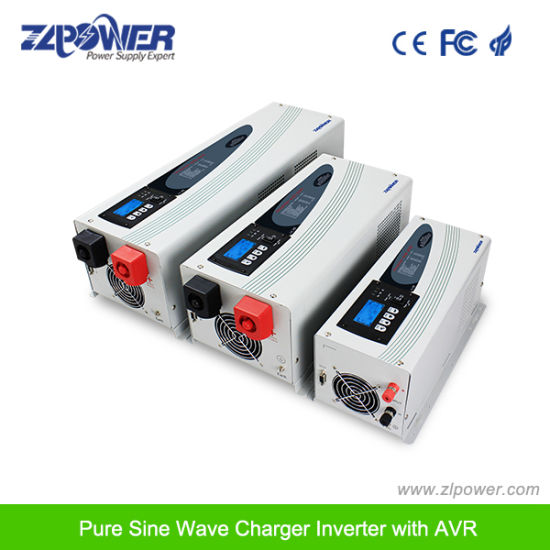 Manufacturer Price Pure Sine Wave Solar Inverter with AVR Function pictures & photos