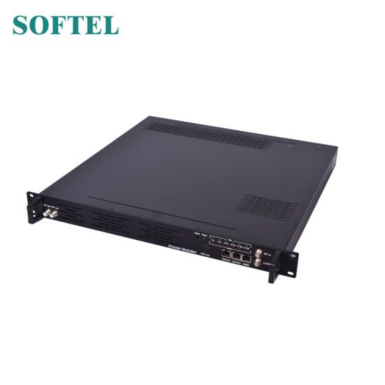 Softel HD Encoder Modulator ISDB-T